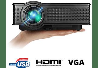 LA VAGUE LV-HD151Projector LED black Mini-Beamer(WVGA