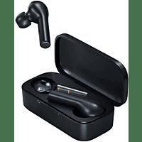 QCY T5, In-ear True Wireless Headphones Bluetooth Schwarz