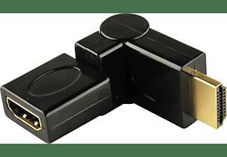 SCHWAIGER -HDMW360 533- 360° HDMI®-Adapter HDMI®-Stecker <gt/>  HDMI®-Buchse -HDMW360 533- 360° HDMI®-Adapter HDMI®-Stecker <gt/>  HDMI®-Buchse
