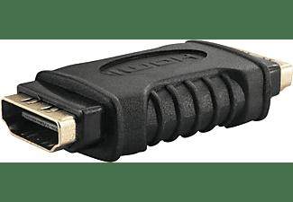SCHWAIGER -HDMK01 533- HDMI®-Verbinder HDMI®-Buchse   HDMI®-Buchse -HDMK01 533- HDMI®-Verbinder HDMI®-Buchse   HDMI®-Buchse