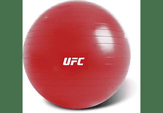 UFC FITBALL Gymnastikball 65cm Rot Rot, UHA-69159