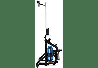 XTERRA FITNESS ERG600 Rudergerät mit Wassertank Schwarz, Silber