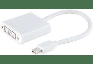 KABELBUDE Adapter Mini Displayport Stecker / DVI Buchse 24+5 Adapter Mini Displayport Stecker / DVI Buchse 24+5 HDIM Adapter
