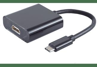 KABELBUDE Adapter, USB C-Stecker 3.1/ HDMI Buchse Adapter, USB C-Stecker 3.1/ HDMI Buchse HDMI Adapter