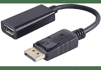 KABELBUDE Adapter, Displayport Stecker 1.1/ HDMI Buchse Adapter, Displayport Stecker 1.1/ HDMI Buchse DisplayPort Adapter