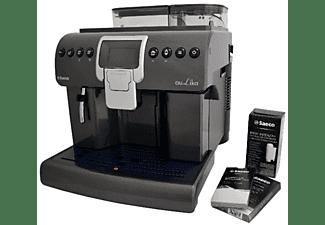 SAECO Aulika One Touch Cappuccino Focus Evo Gewerbezulassung Coffee machine business black