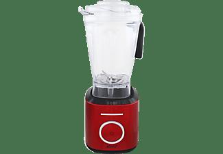 KEMAR KITCHENWARE Hochleistungsmixer KSB-300R | Touch Display | 2 Liter Behälter | BPA-frei Standmixer Rot (1500 Watt, 2 Liter)