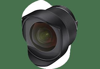 SAMYANG AF 14mm F2,8 EF für Canon EF 1:2,8 (Objektiv für Canon EF-Mount, Schwarz)