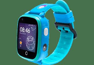 SOYMOMO Space 4G Blau Smartwatch silicone, Blau