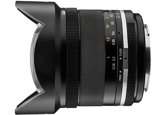 SAMYANG MF 14mm F2,8 MK2 Canon EF 1:2,8 (Objektiv für Canon EF-S-Mount, Schwarz)