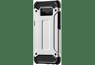 COFI Hybrid Armor Silikon Hülle Case, Bumper, LG, G6, Silber