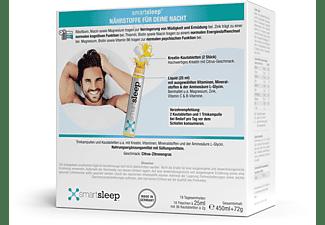 SMARTSLEEP ORIGINAL I 18 Stück I Nährstoffe für die Nacht Schlaf-Drink