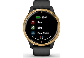 GARMIN Venu Smartwatch Silikon, Gold