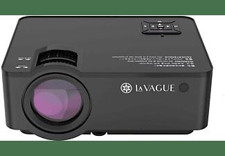 LA VAGUE LV-HD320 LED-Projektor schwarz Beamer(HD-ready