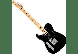 FENDER Player Tele LH MN BLK Linkshänder E-Gitarre E-Gitarre, Schwarz