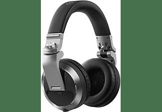 PIONEER HDJ-X7-S, Over-ear DJ Kopfhörer Silber