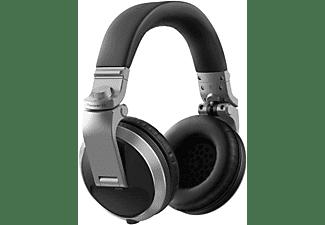 PIONEER HDJ-X5-S, Over-ear DJ Kopfhörer Silber