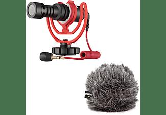 RODE Video Micro Mikrofon Schwarz