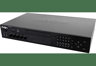 MADBOY MFP-2000 Karaoke-Player Single DVD Player, Schwarz