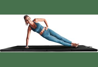 TECTAKE Gymnastikmatte schwarz, 403638