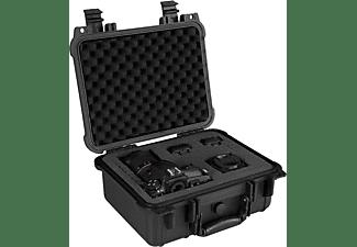 TECTAKE Fotokoffer Universalbox Fotokoffer, schwarz