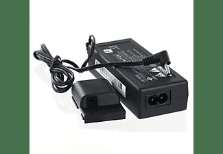MOBILOTEC AC-Netzteiladapter kompatibel mit Canon NB-2L Netzteil/Ladegerät Canon, 7.4 Volt, schwarz
