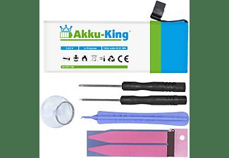 AKKU-KING Akku für iPhone SE - 1624mAh Li-Polymer Handy-Akku