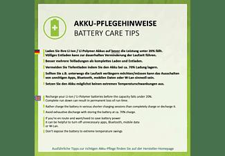 AKKU-KING Power-Akku für iPhone 5 - 1800mAh Li-Polymer Handy-Akku