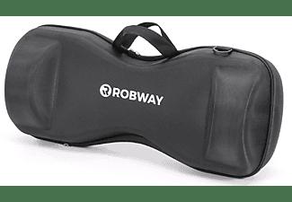 ROBWAY  Hoverboard Hardcover Case Tasche Hoverboard Zubehör, schwarz