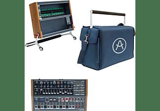 ARTURIA MiniBrute 2 S Bundle inkl. RackBrute 6U + Travel Bag Synthesizer, Mehrfarbig