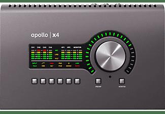 UNIVERSAL AUDIO Apollo X4 Heritage Edition Audio Interface, Grau