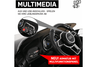ACTIONBIKES MOTORS  Audi R8 4S Spyder Lizenziert Elektroauto rot