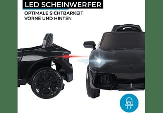 ACTIONBIKES MOTORS  Super Sport Elektroauto schwarz