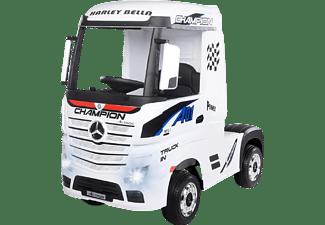 ACTIONBIKES MOTORS  Mercedes Benz Actros Truck Elektroauto weiß