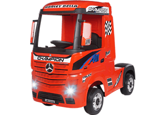 ACTIONBIKES MOTORS  Mercedes Benz Actros Truck Elektroauto rot