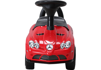 ACTIONBIKES MOTORS  Mercedes SLR McLaren Rutschauto rot