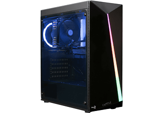 CAPTIVA Advanced Gaming I61-692, Gaming-PC, 16 GB RAM, 480 GB SSD, Nvidia GeForce GTX 1650 4GB GDDR6, 4 GB