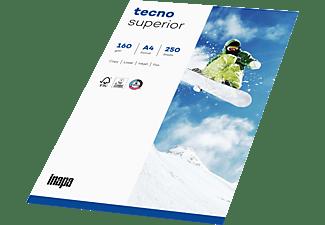 INAPA TECNO Kopierpapier Superior 88322189 A4 160g 250 Bl./Pack. Kopierpapier A4 1 Packung