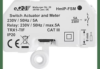 HOMEMATIC IP HmIP-FSM Schalt-Mess-Aktor - Unterputz, Grau
