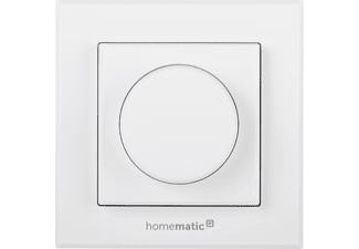 HOMEMATIC IP HmIP-WRCR Drehtaster, Weiß