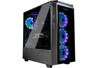 CAPTIVA Highend Gaming R60-673, Gaming-PC mit 3600 Prozessor, 16 GB RAM, 1000 GB SSD, GeForce RTX 3060 12GB GDDR6, 12 GB