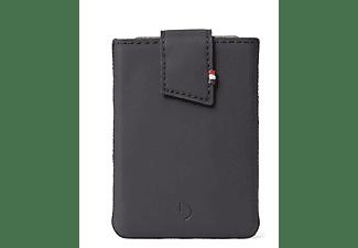 DECODED Leder Pull Wallet Classic Black Schwarz