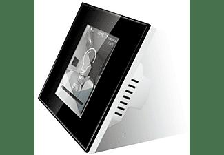 LANBON L8 Touchscreen Schalter Dimmer Smart Home Schalter, Schwarz