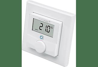 HOMEMATIC IP HmIP-WTH-2 Wandthermostat mit Luftfeuchtigkeitssensor, Weiß