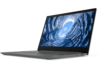 LENOVO V17, fertig eingerichtet, Notebook mit 17,3 Zoll Display, 36 GB RAM, 1000 GB SSD, Intel UHD Graphics G1, Iron grey