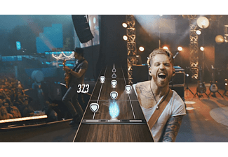 Guitar Hero - Live inkl. 2x Gitarre - [Nintendo Wii U]