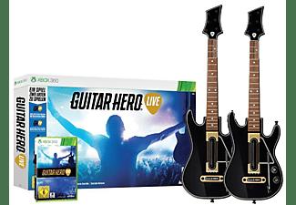 Guitar Hero - Live inkl. 2x Gitarre - [Xbox 360]
