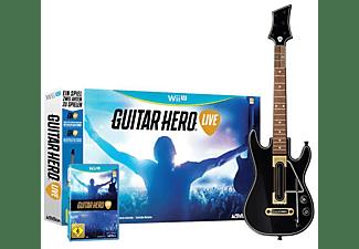 Guitar Hero - Live inkl. Gitarre - [Nintendo Wii U]