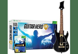 Guitar Hero - Live inkl. Gitarre - [Xbox 360]