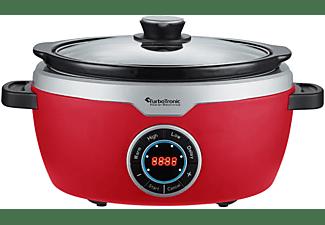 TURBOTRONIC Digitaler Slow Cooker 3,5 L mit Timer Slow Cooker